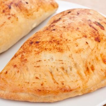Pizza Calzone (en chausson) 10€90
