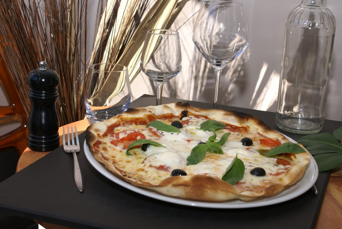 Pizza Chevrette 11€90