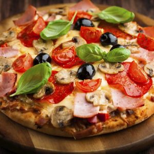 Pizza Sicilienne 12.80€